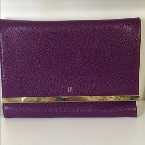 Carolina Herrera Clutch/Shoulder bag
